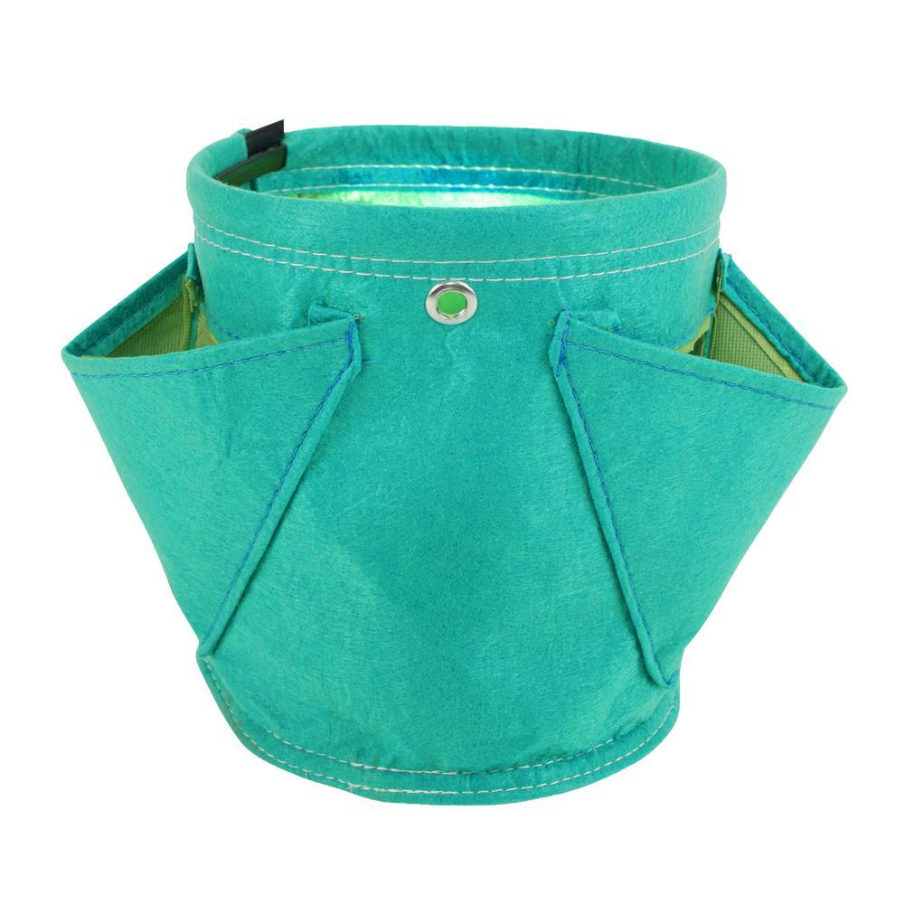 1.5 Gal. Calypso Fabric Mini Herb Planter Bag