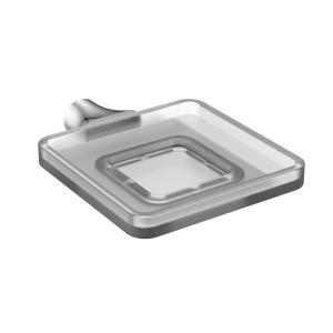 ANZZI Essence Series Soap Dish in Polished Chrome by ANZZI