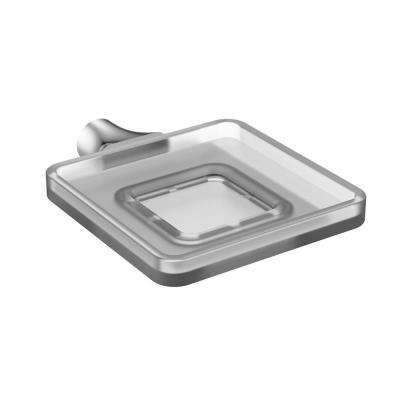 Essence Series Soap Dish in Polished Chrome