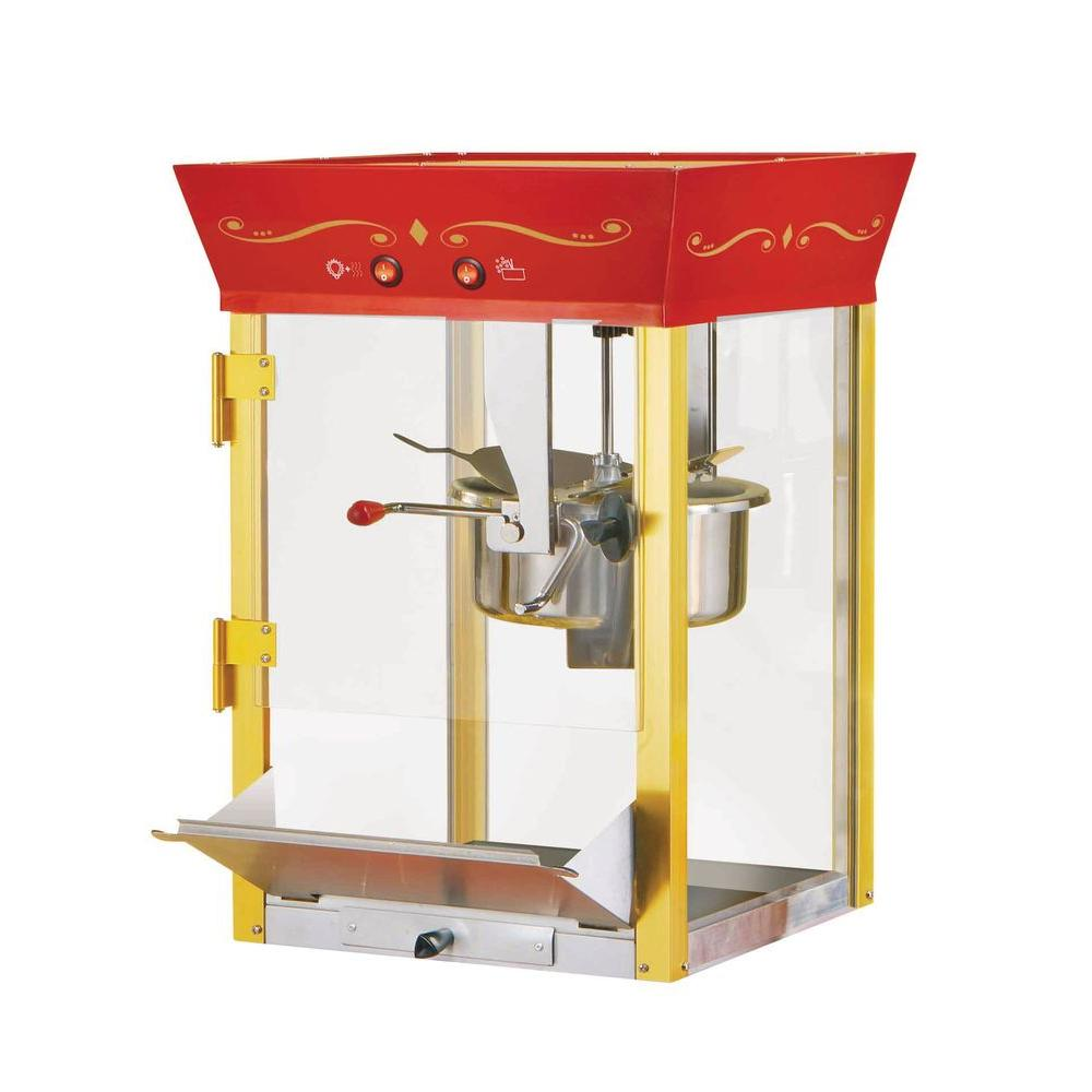 Nostalgia Electrics Vintage Collection Old-Fashioned Movie Time Popcorn Maker-DISCONTINUED