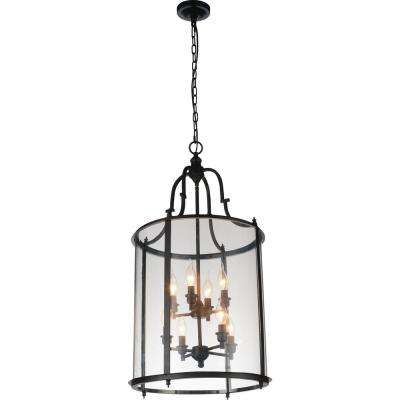 Desire 8-Light Oil Rubbed Bronze Chandelier