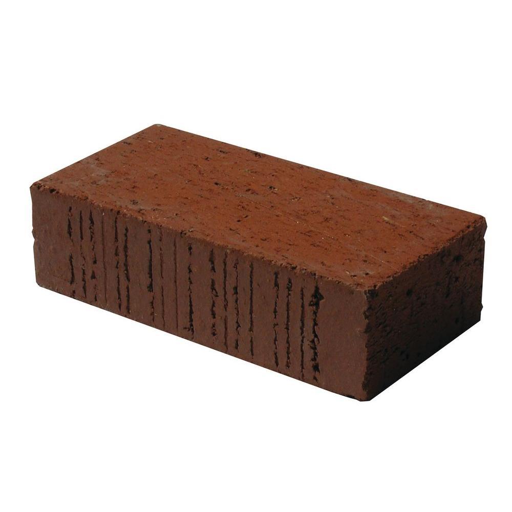 7-5/8 in. x 2-1/4 in. x 3-5/8 in. Clay Brick