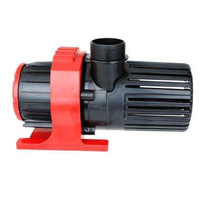 0.60 HP Eco-Twist Pump with Controller 5300 GPH/33 ft. Cord