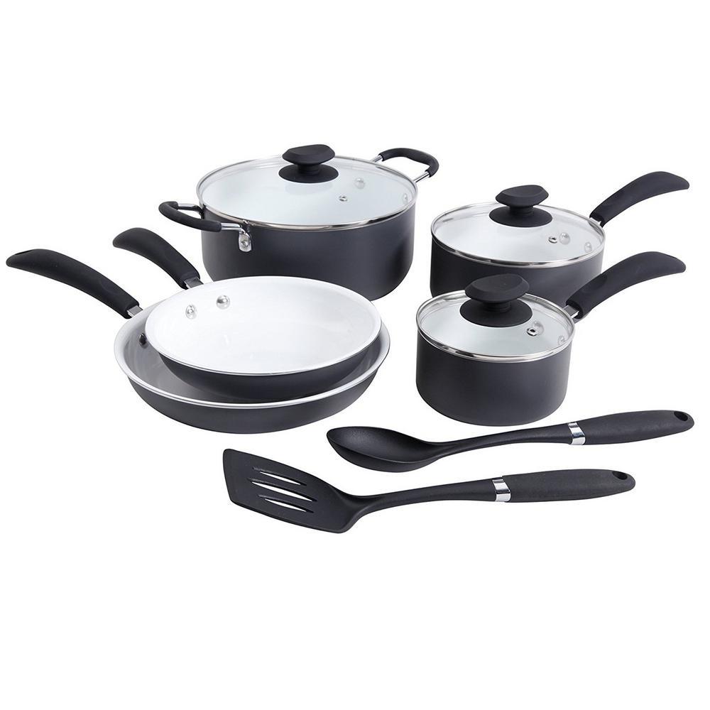 Hummington 10-Piece Cookware Set