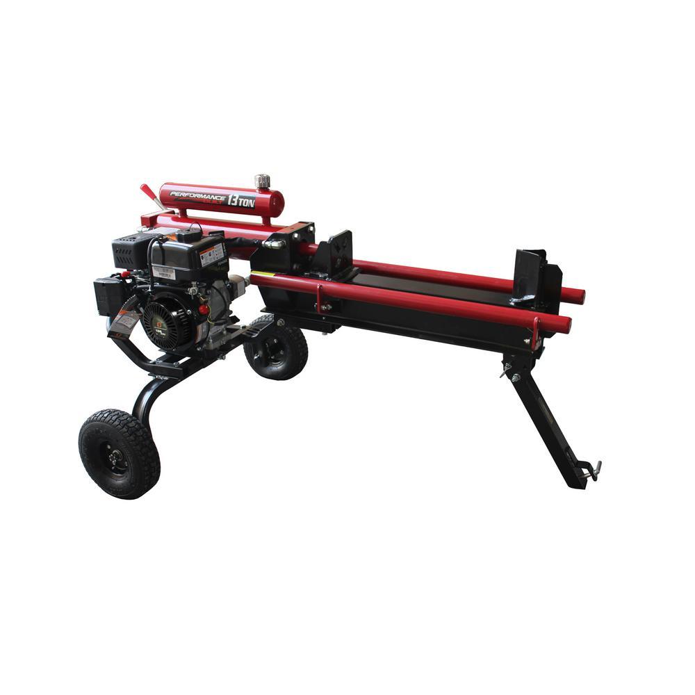 13-Ton 136 cc Gas Log Splitter