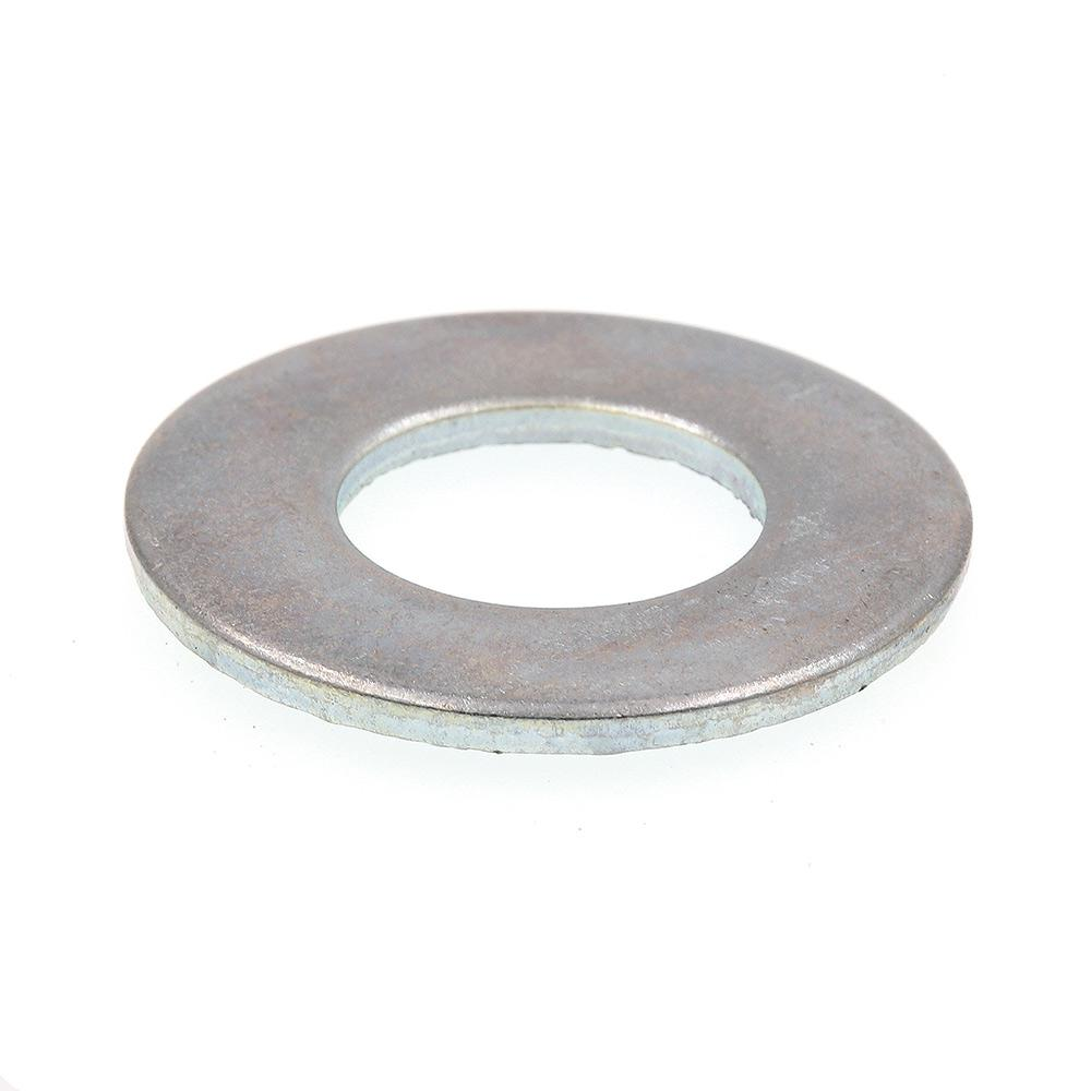5/8 in  x 1-5/16 in  O D  Zinc Plated Steel Flat Washers SAE (25-Pack)