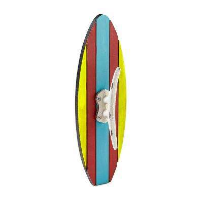 12 in. Surfboard Coat Hook with Cleat