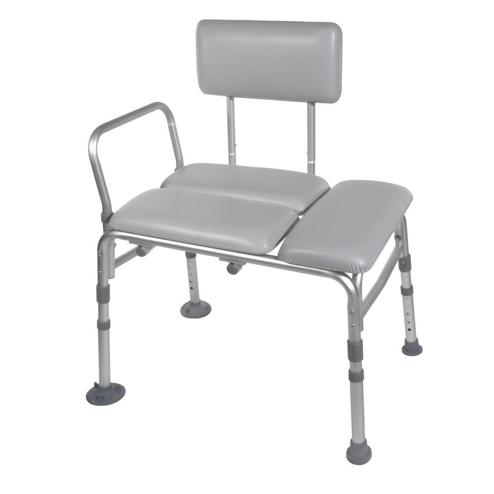 Drive Padded Seat Transfer Bench-12005kd-1 - The Home Depot