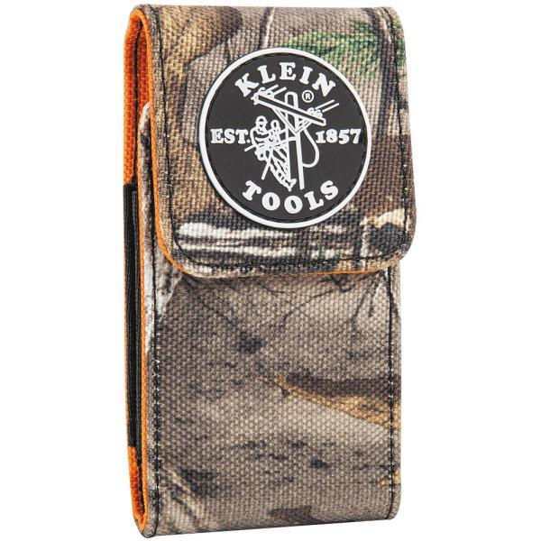 1-Pocket Large Phone Holster Camo