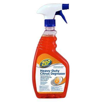 24 oz. Commercial Heavy-Duty Citrus Degreaser (Case of 12)