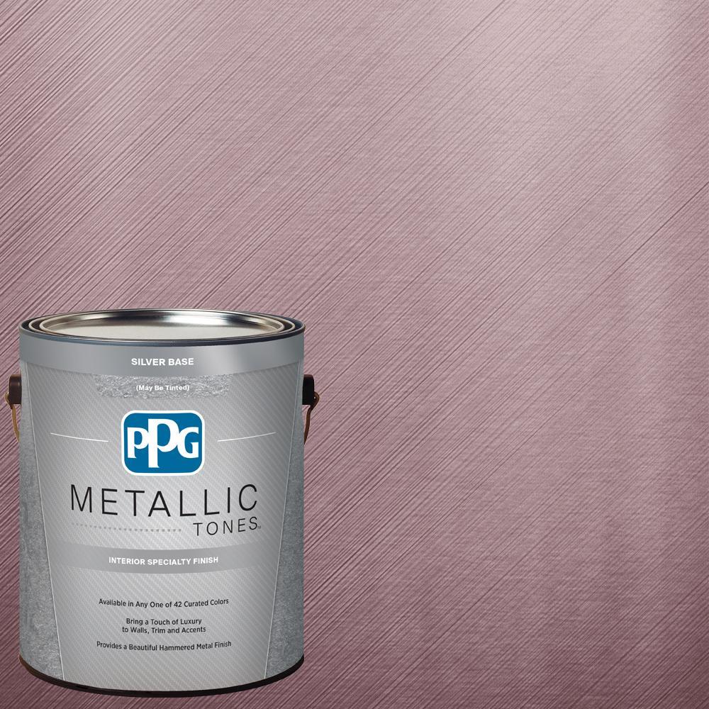 Ppg Metallic Tones 1 Gal Mtl120 Primrose Promise