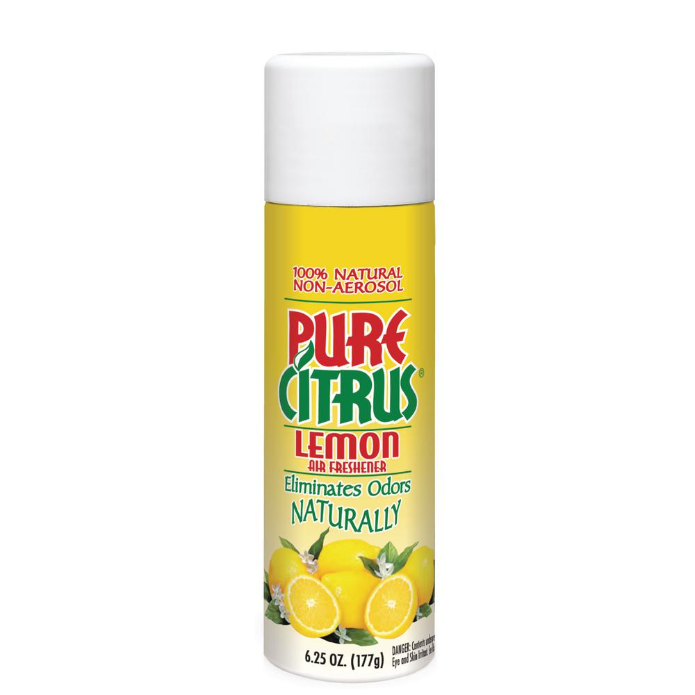 Pure Citrus 6.25 oz. Lemon Air Freshener