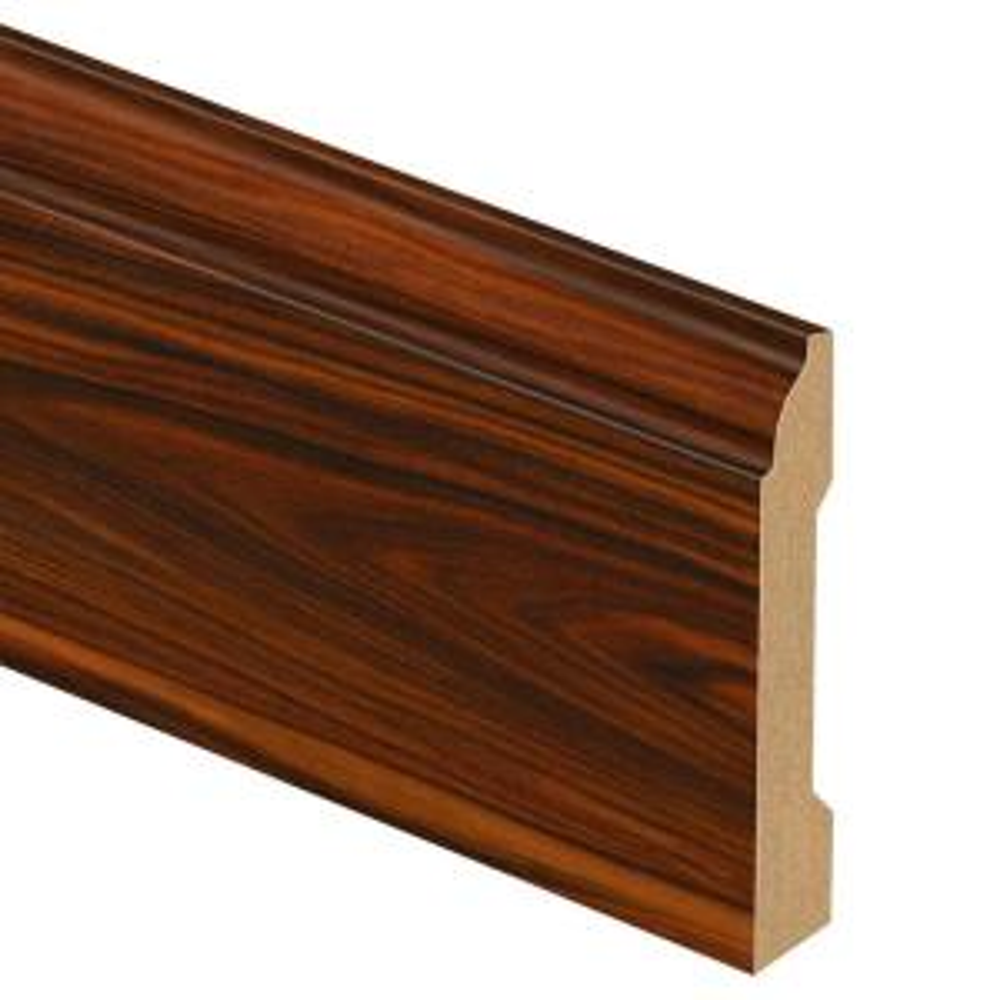 Zamma Redmond African Wood 9 16 In Thick X 3 1 4 In Wide