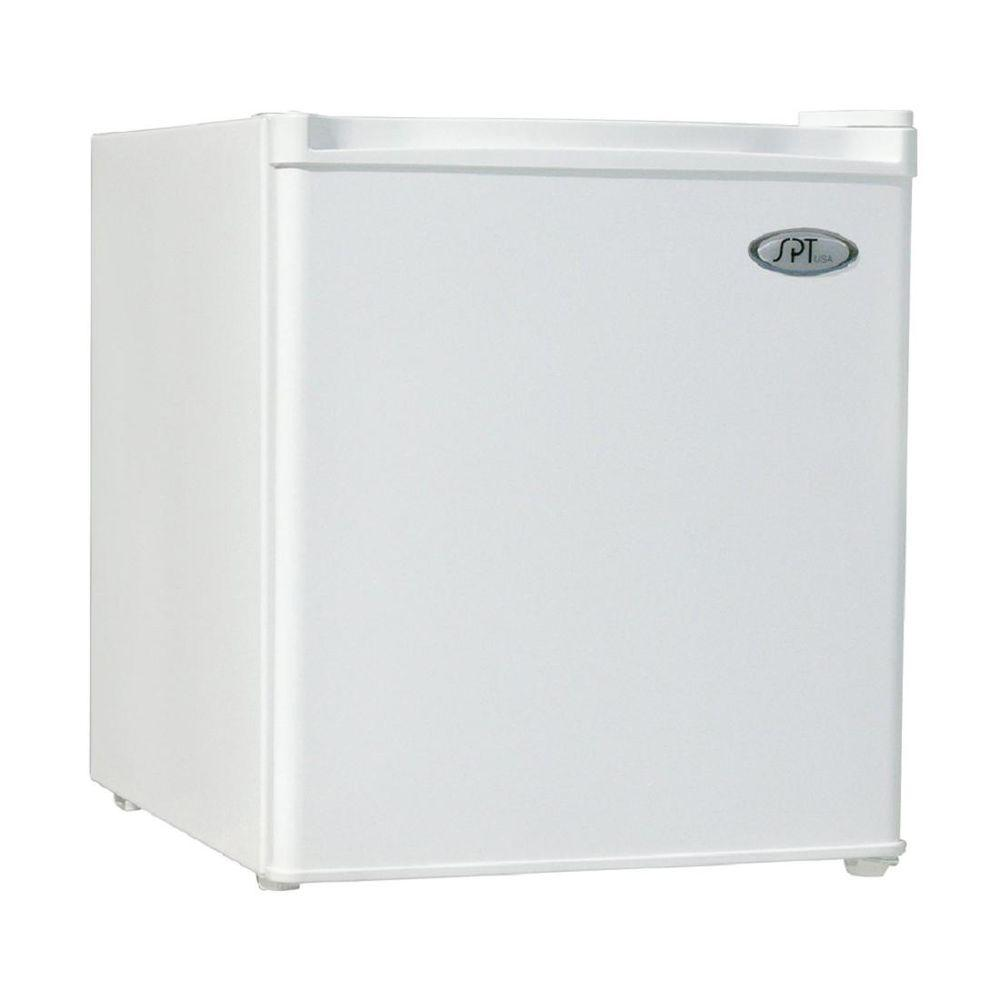 SPT 1.7 cu. ft. Mini Refrigerator in White-DISCONTINUED