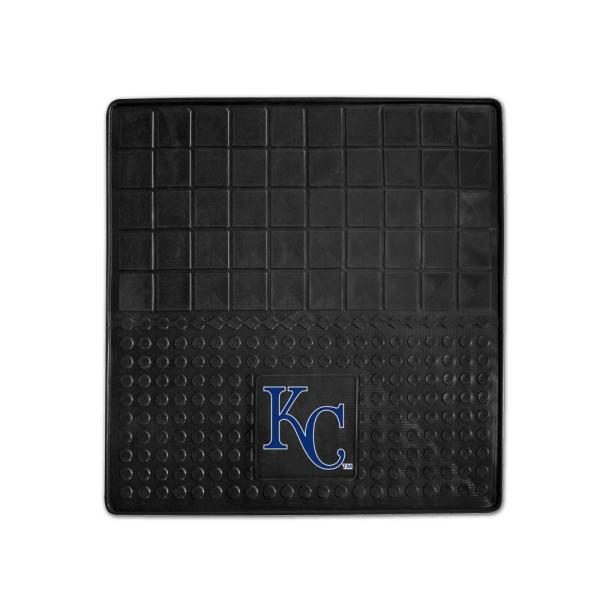 Kansas City Royals Heavy Duty Vinyl 31 in. x 31 in. Cargo Mat