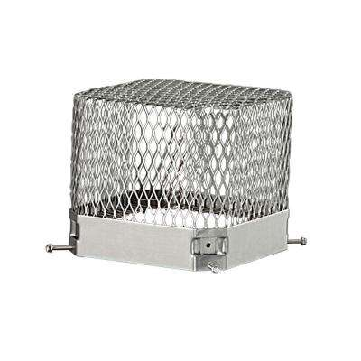 7-1/2 in. x 11-1/2 in. Raccoon Screen in Stainless Steel
