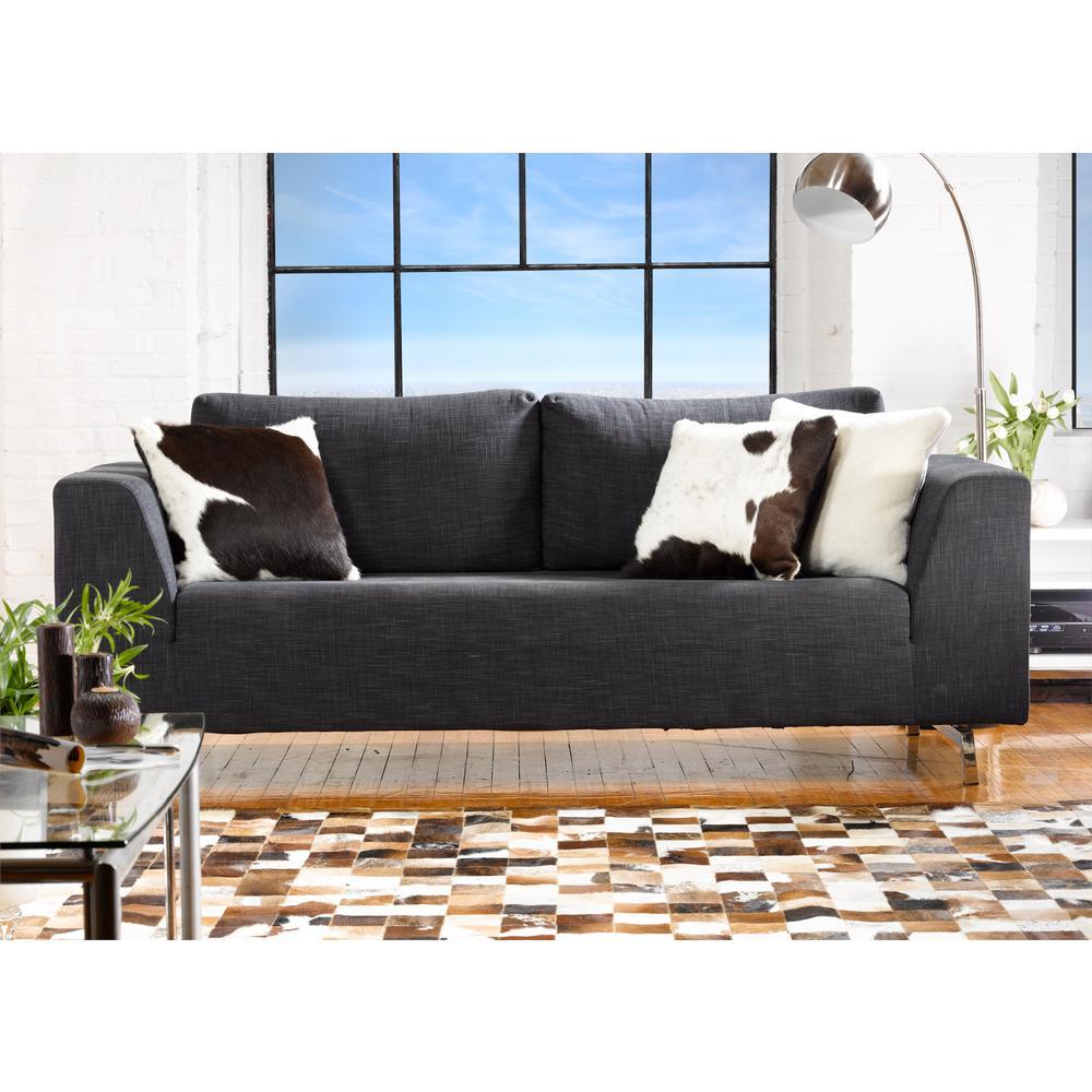 Pleasant Torino Togo Quattro Cowhide Zebra Print 18 In X 18 In Throw Pillow Uwap Interior Chair Design Uwaporg