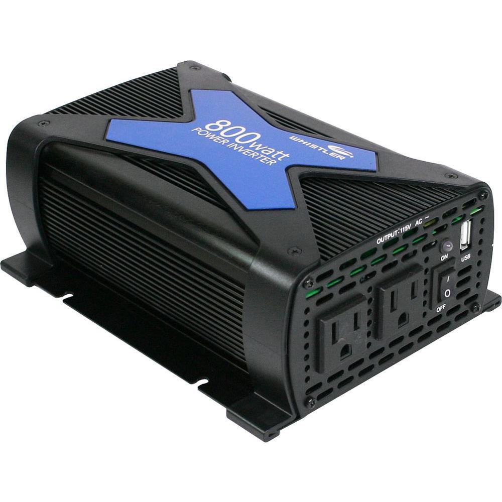 Whistler Pro-800-Watt Po-Watter Inverter