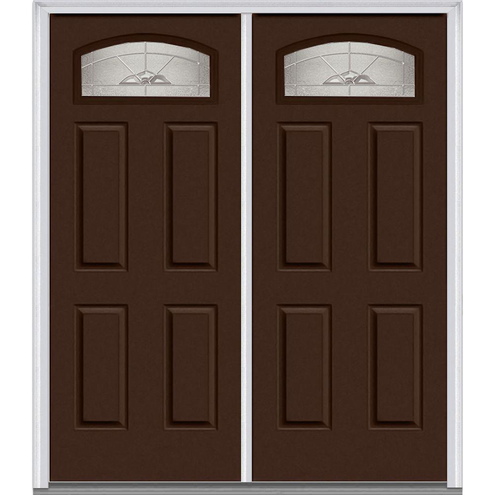 Mmi Door 72 In X 80 In Master Nouveau Left Hand Inswing Cambertop