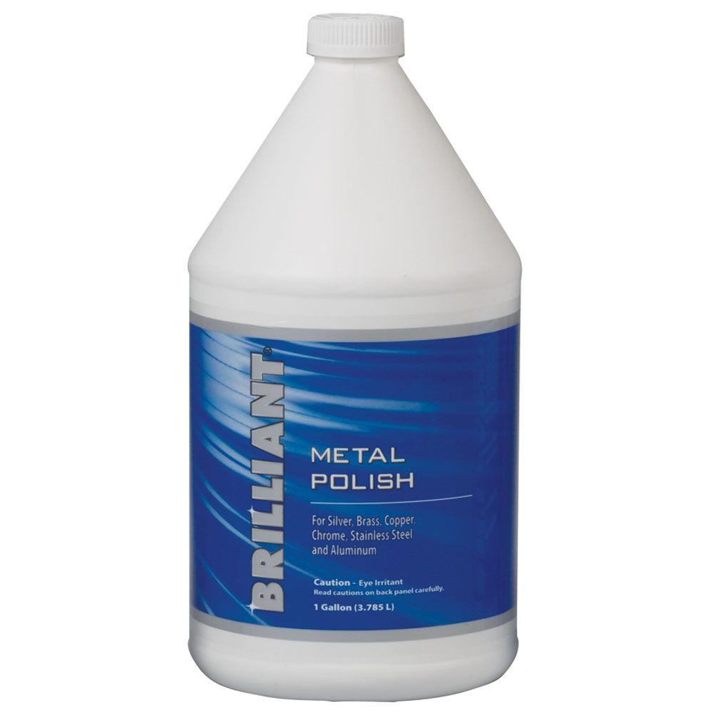 Metal Cleaner And Polish