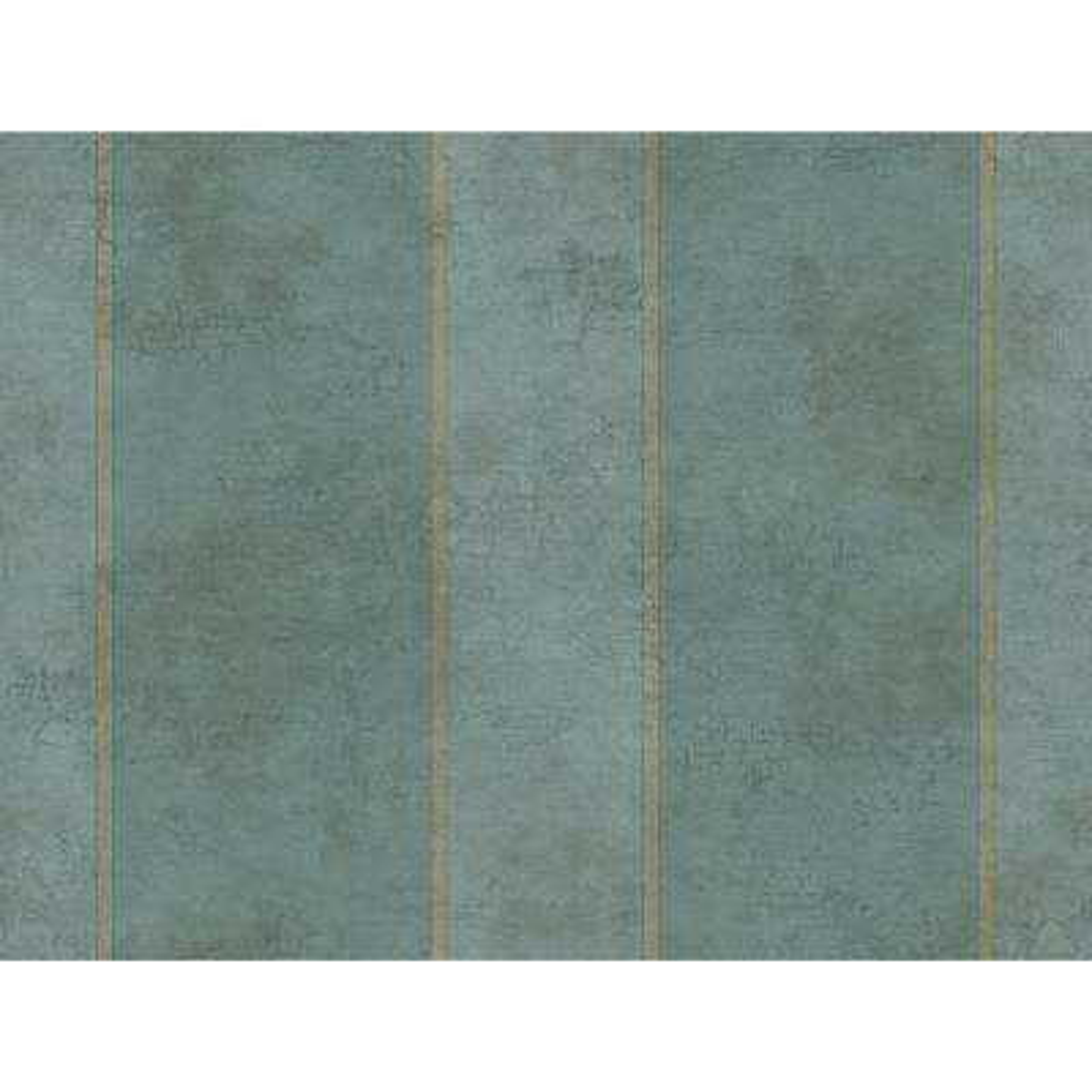 Gold Leaf Aida Stripe Wallpaper