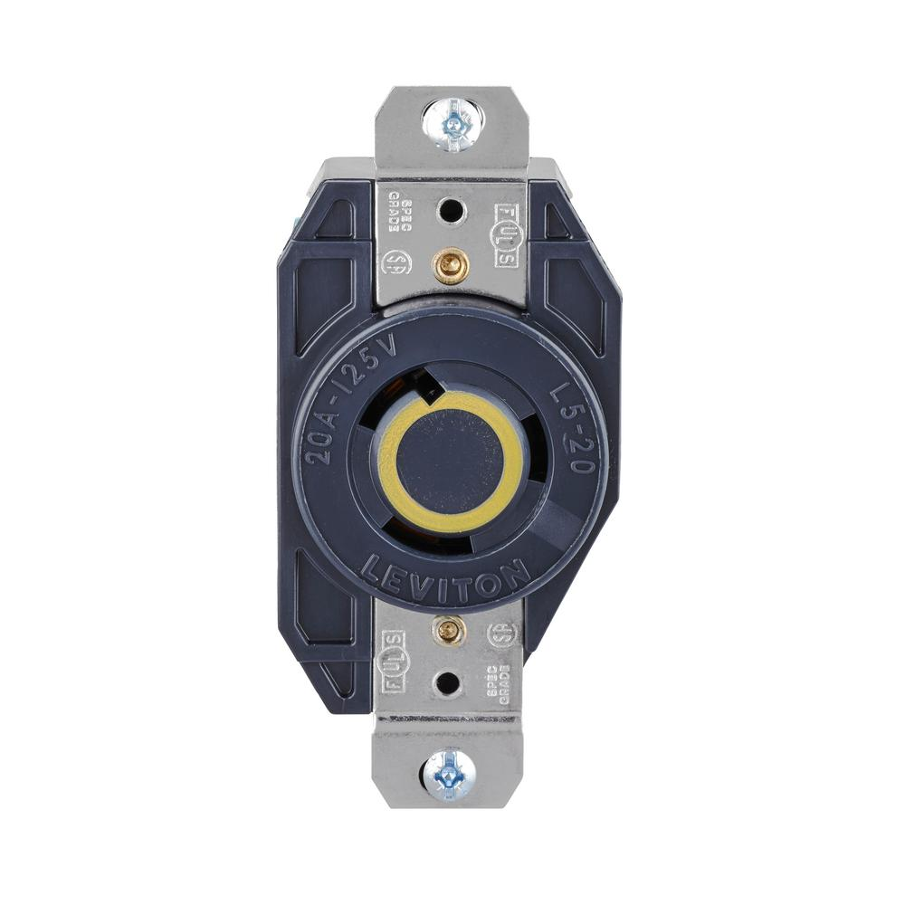 Ge 2 20 Amp Backyard Outlet With Gfci Receptacles U012010grp The Electrical Installation Atlanta Install Outlets 3 Wire Nylon Single Black
