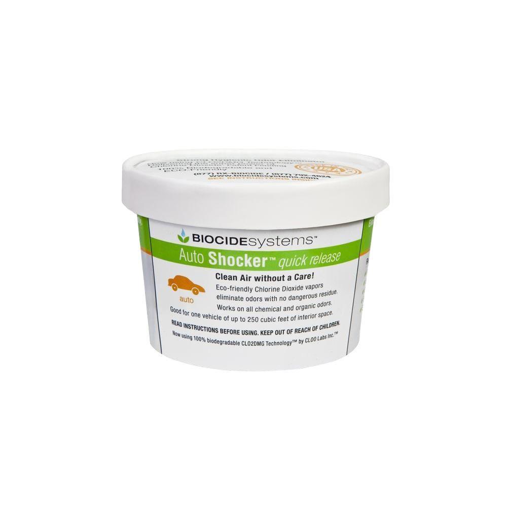 Biocide Systems Auto Shocker 11g Chlorine Dioxide Odor Eliminator
