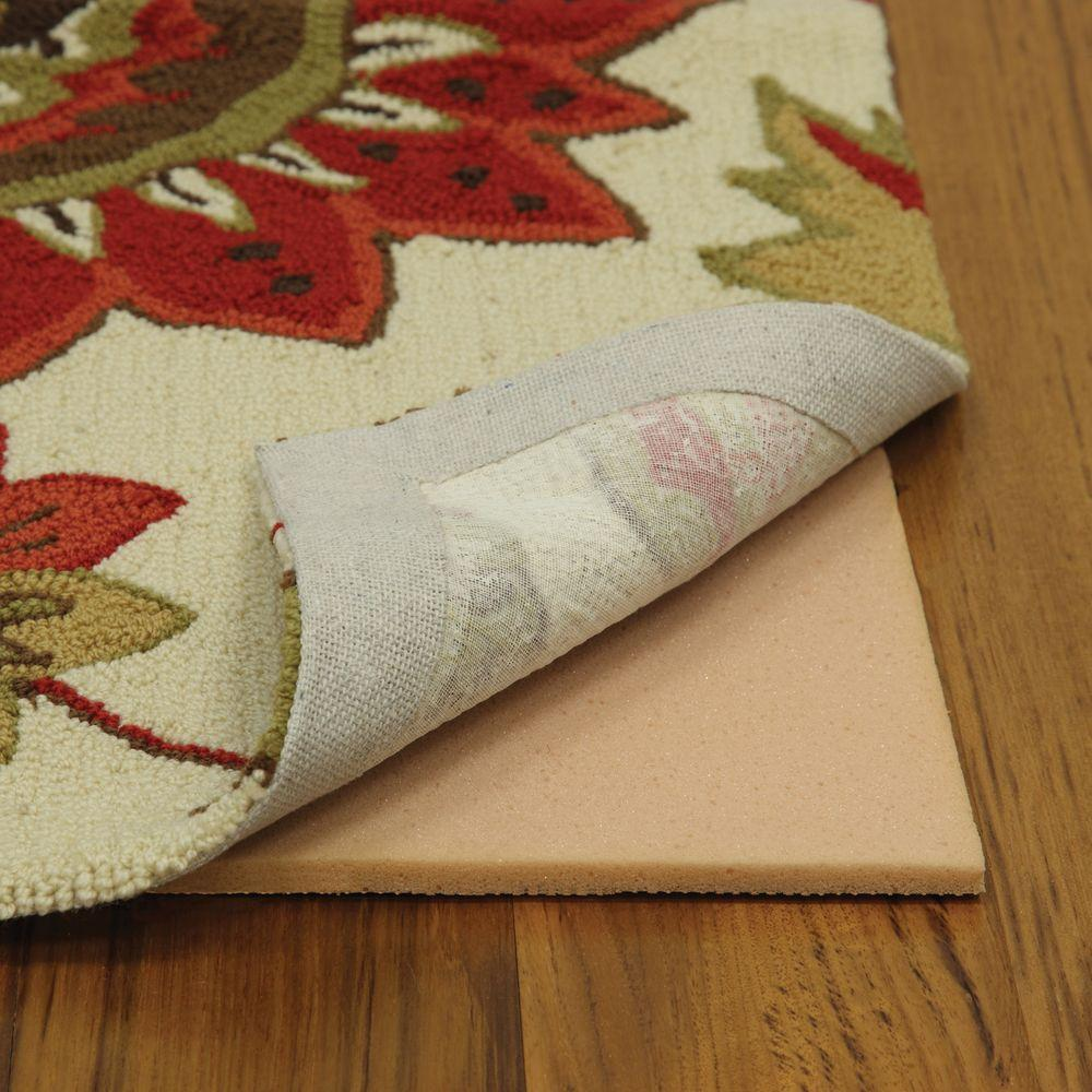 Mohawk 3 ft. 4 in. x 5 ft. Memory Foam Rug Pad-DISCONTINUED