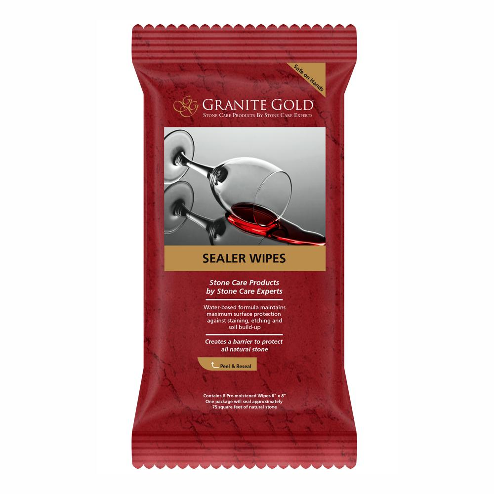 GraniteGold Granite Gold Sealer Wipes