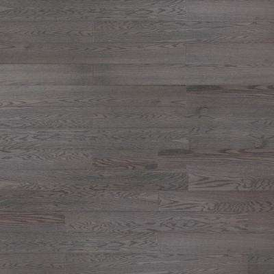 Oak Iron Mountain 3/8 in. Thick x 6-1/4 in. Wide x Varying Length Eng Click Hardwood Flooring (32.2 sq. ft. / case)