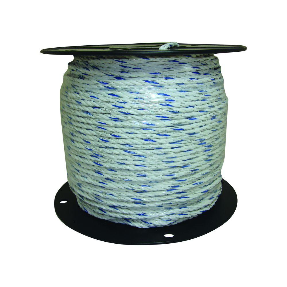 Field Guardian 1/4 in. White Polyrope
