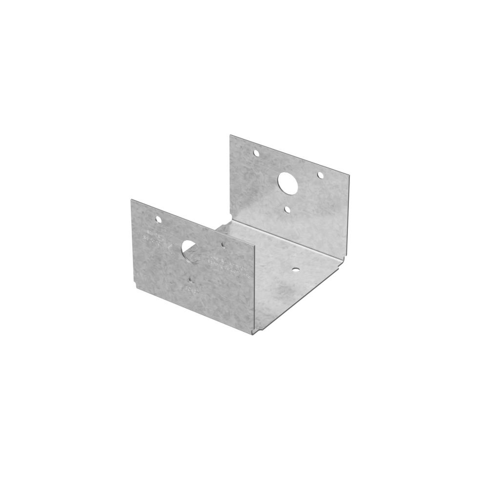 Simpson Strong-Tie ZMAX Galvanized Half Base