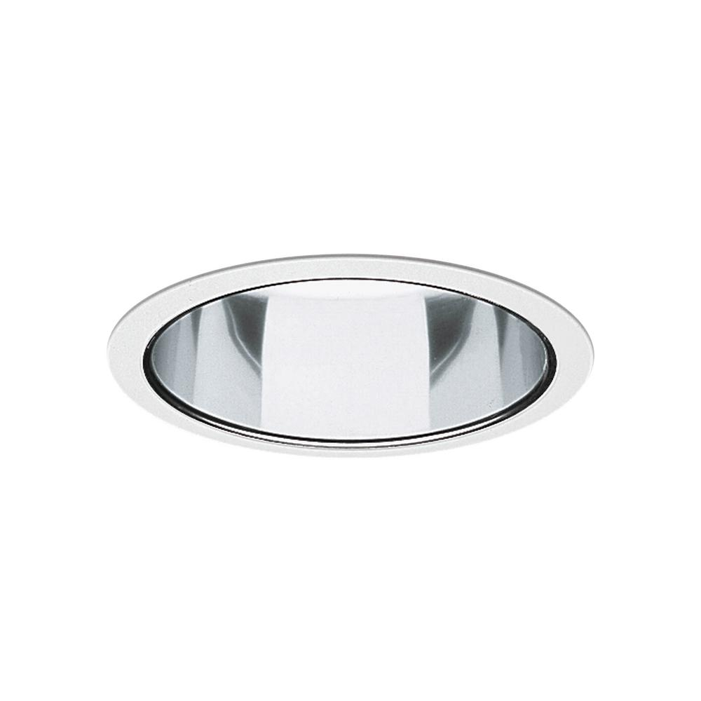 Thomas Lighting 6 In. Chrome With Clear Reflector Recessed