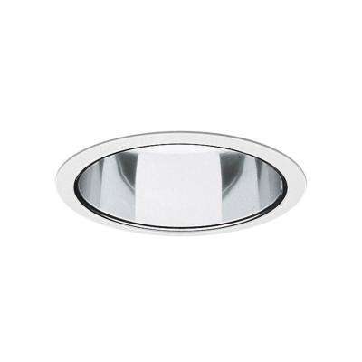 6 in. Chrome With Clear Reflector Recessed Trim