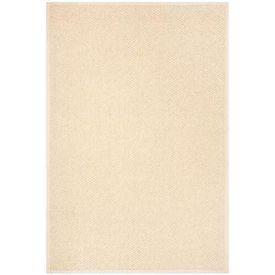 Natural Fiber Cream 8 ft. x 10 ft. Area Rug