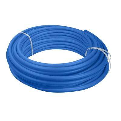 3/4 in. x 500 ft. PEX Tubing Potable Water Pipe in Blue