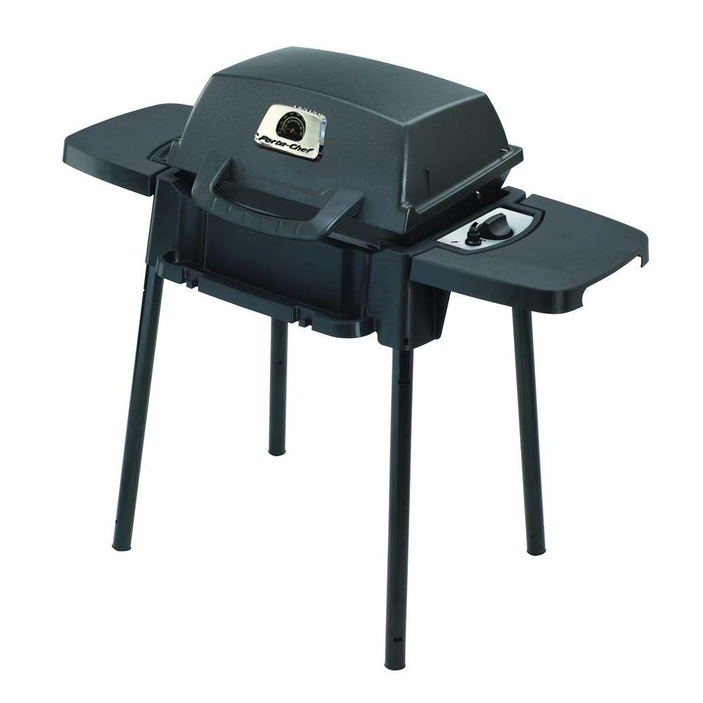 Porta-Chef Pro Portable Propane Gas Grill-DISCONTINUED