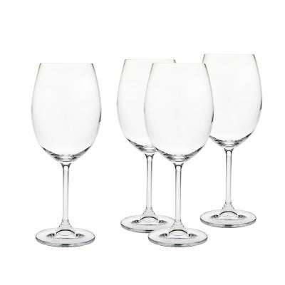 Meridian 20 oz. Red Wine Goblet (Set of 4)