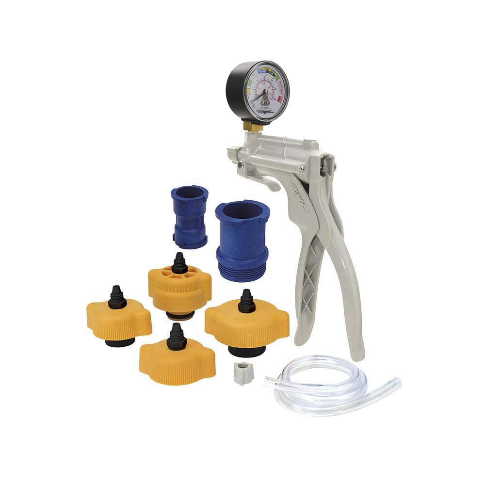 Cooling System Pressure Test Kit
