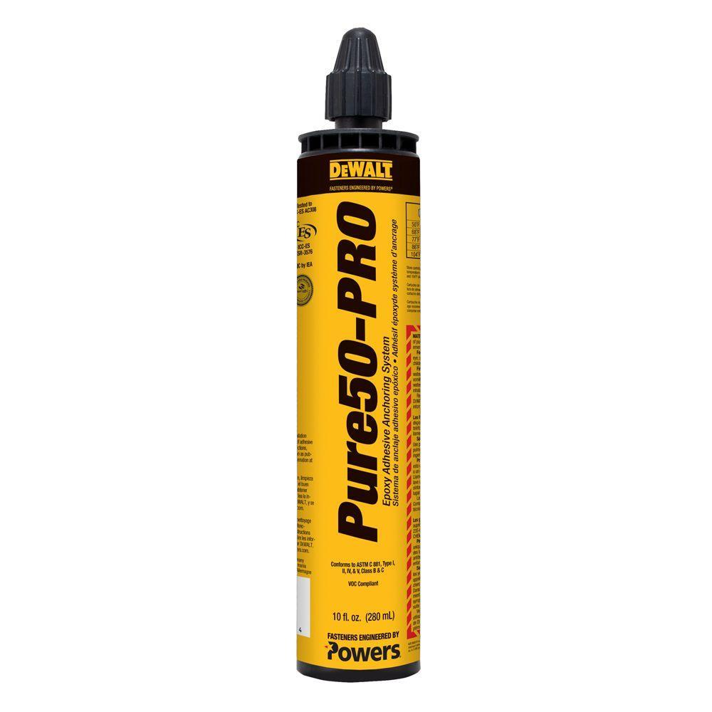 Pure50+ 10 fl. oz. Anchor Adhesive
