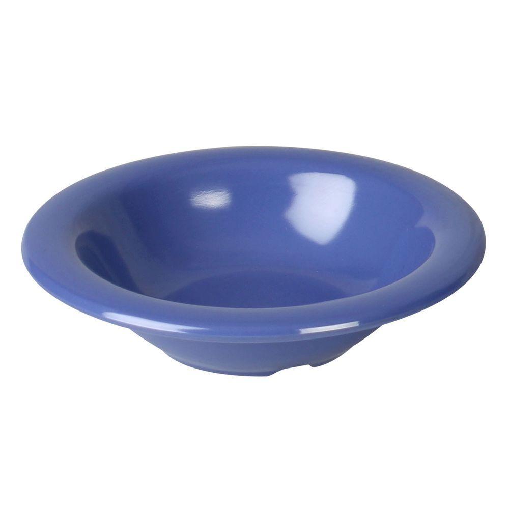 Restaurant Essentials Coleur 8 oz., 6 in. Salad Bowl in Purple (12-Piece)
