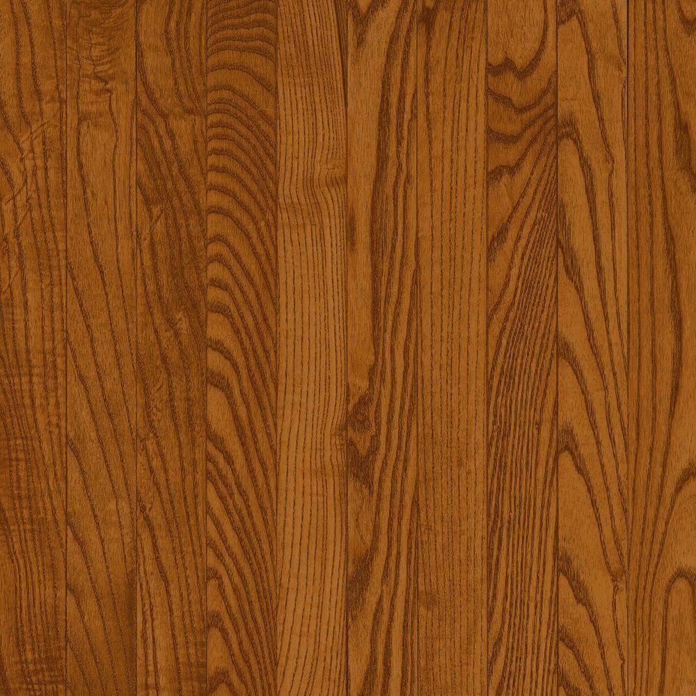 Take Home Sample - Plano Oak Plank Gunstock Solid Hardwood Flooring