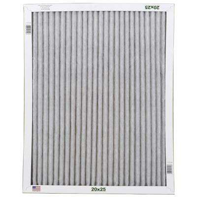 20 in. x 25 in. x 1 in. Carbon FPR 7 Air Cleaner Filter