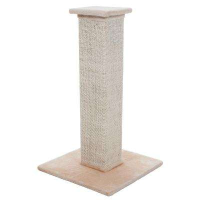 27.5 in. x 15.5 in. Sisal Burlap Cat Scratching Post