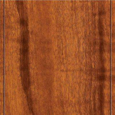 High Gloss Jatoba 8 mm Thick x 5 in. Wide x 47-3/4 in. Length Laminate Flooring (13.26 sq. ft. / case)