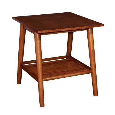 Cannon Brown End Table