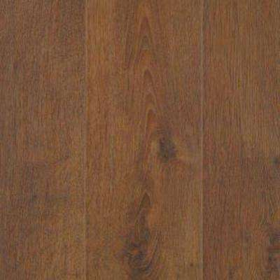 Weathered Oak Laminate Flooring - 5 in. x 7 in. Take Home Sample