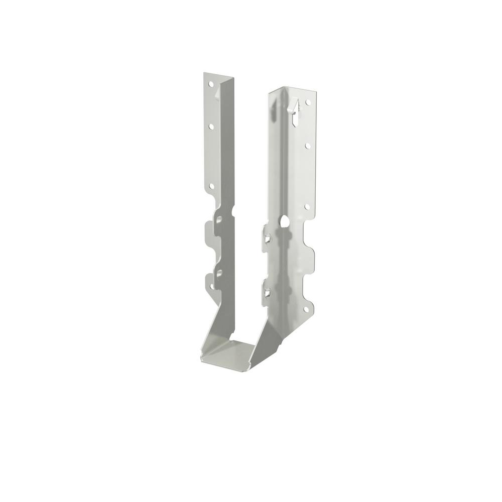 2 in. x 10 in. Stainless Steel Double Shear Face Mount