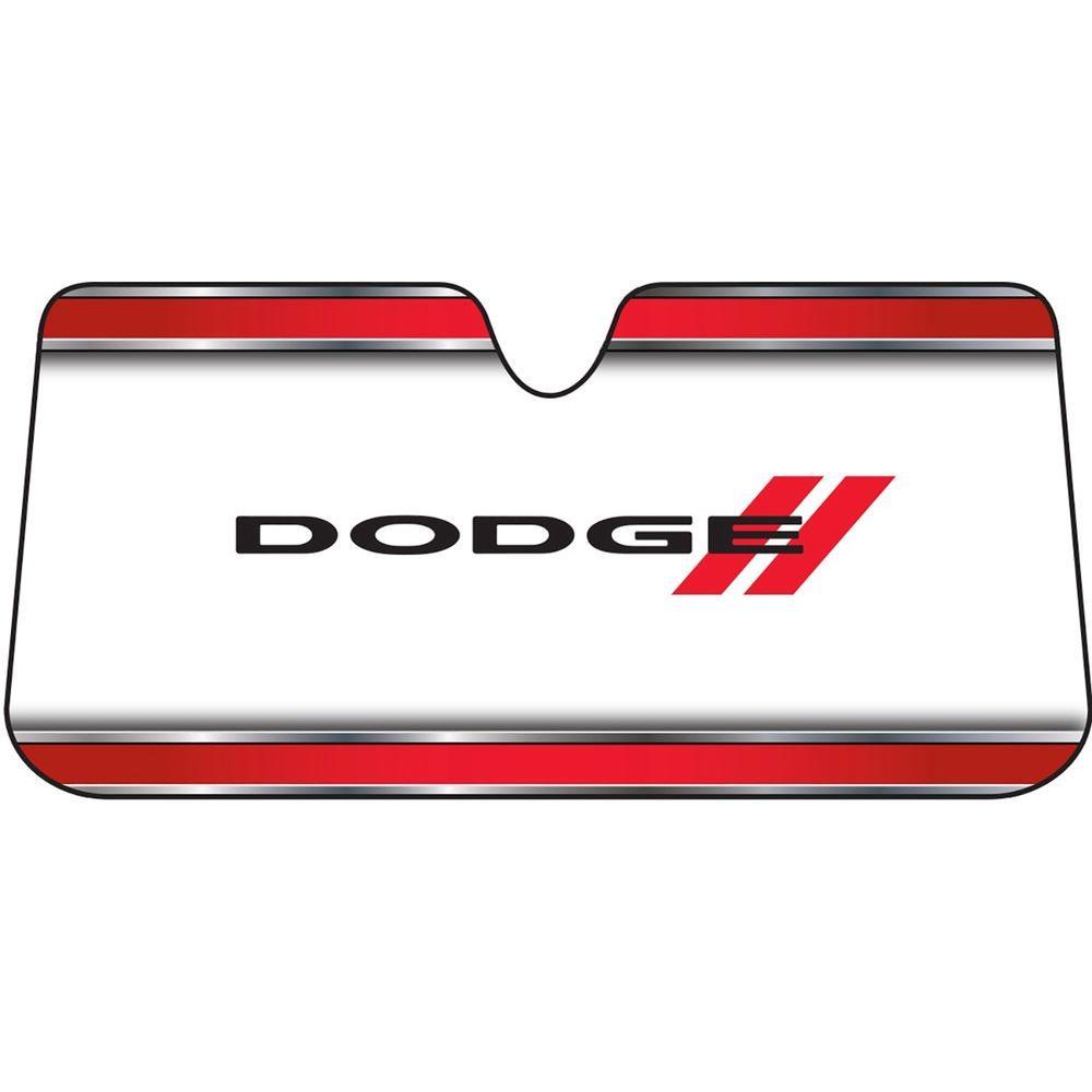 Dodge Elite Accordion Windshield Sunshade