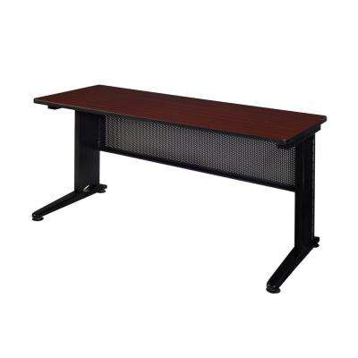 Fusion Mahogany 60 in. W x 24 in. D Training Table
